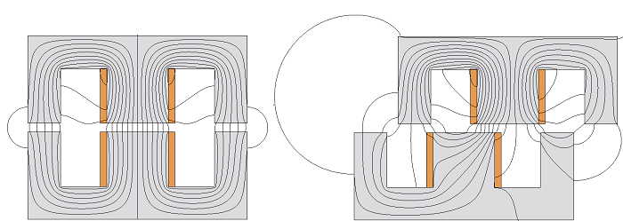 Magnetic-flux-distribution-with-and-without-horizontal-displacement-2