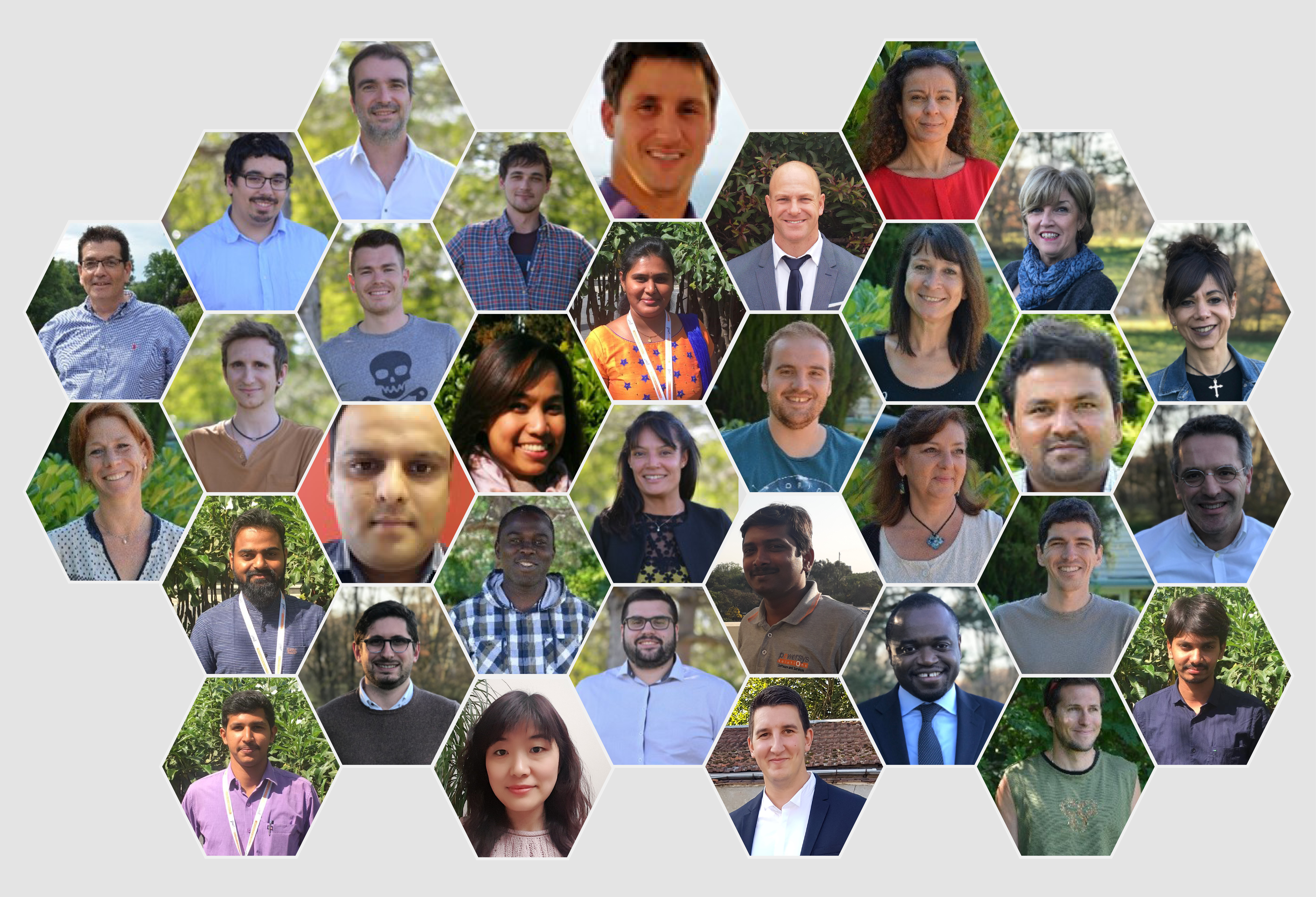 Powersys global team 2019