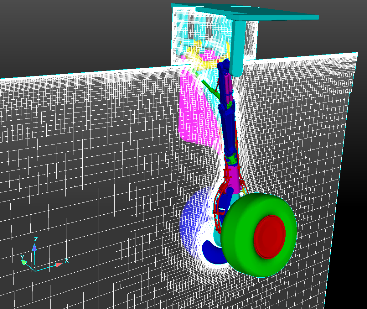Volume Mesh in ProLB